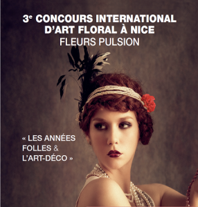 3ème concours international d'art floral à Nice - Fleurs pulsion @ salle Emeraude