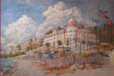« Renaissance de l'Impressionnisme » – Kojoukhovski Nikolaï