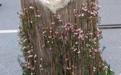 Retour sur … le 3ème concours international d'Art Floral