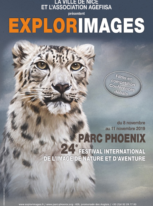 24ème Festival international de l'image de Nature et d'Aventure « EXPLORIMAGES»