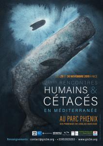 2ème Edition des Rencontres Humains & Cétacés en Méditerranée @ Salle Linné