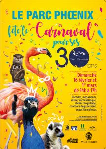 Carnaval au Parc Phoenix ! @ Salle Emeraude